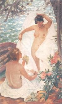 después del baño by rigoberto soler [perez]